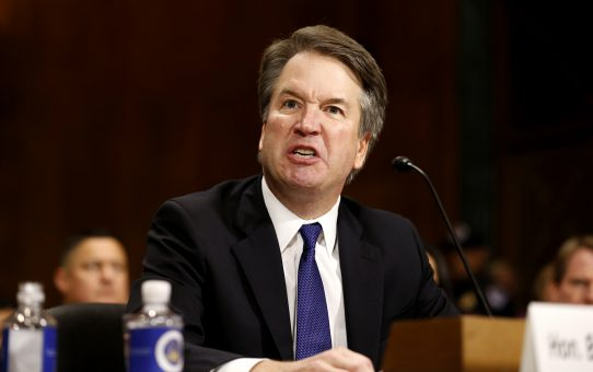 What Kavanaugh Showed A Brit