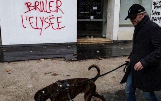 Vive La France —death rolls of the socialist paradise which is the EU
