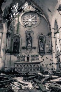 Is the Church a Vestigial Organ?
