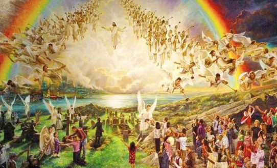 Is COVID-19 a sign of Jesus's imminent return and the Rapture of the Church?