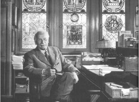 For C.G Jung, the process of individuation is a spiritual journey or pilgrimage