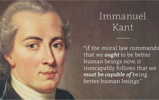 Kant's Moral Argument for the Existence of God