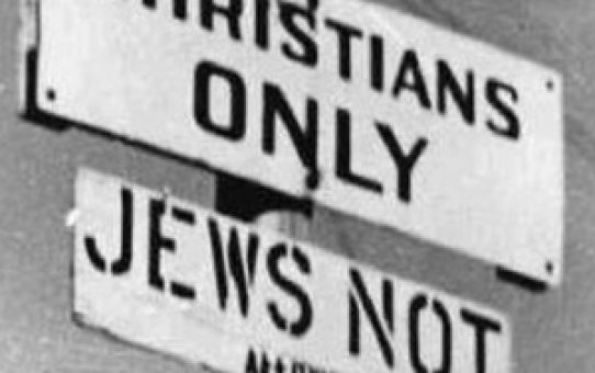 The Rise of Christian Anti-Semitism
